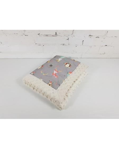 Kocyk Dla Niemowlaka Podniebne Marzenia 65x75 cm Pristine