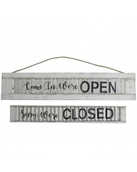Tablica dwustronna OPEN/CLOSED