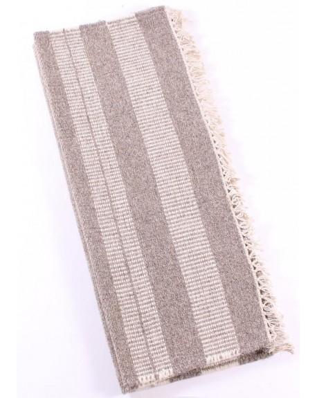 Dywan wełniany grey