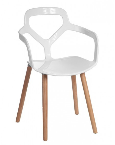 Krzesło Vox white