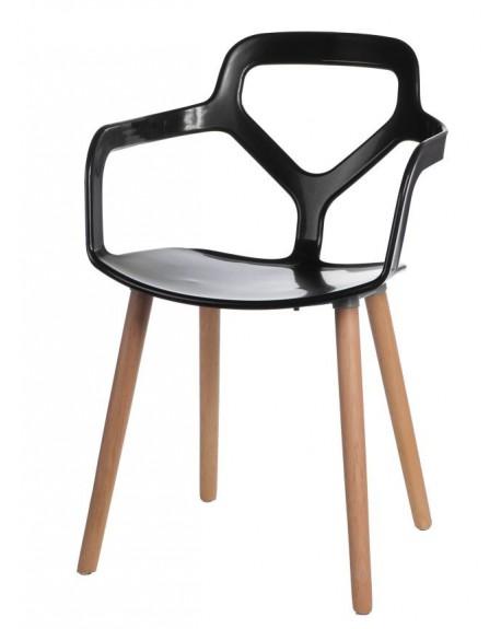 Krzesło Vox black