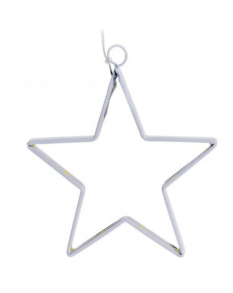 Gwiazda LED wisząca