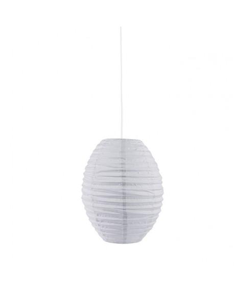 Lampa Wisząca Owalna Grey