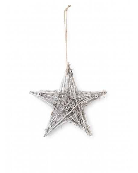 Gwiazda dekoracyjne Noel 30 cm