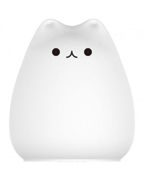 Lampka silikonowa Kotek