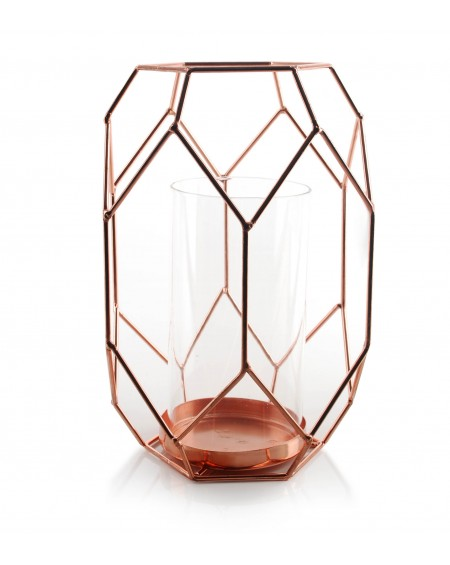 Lampion geometryczny Cedre