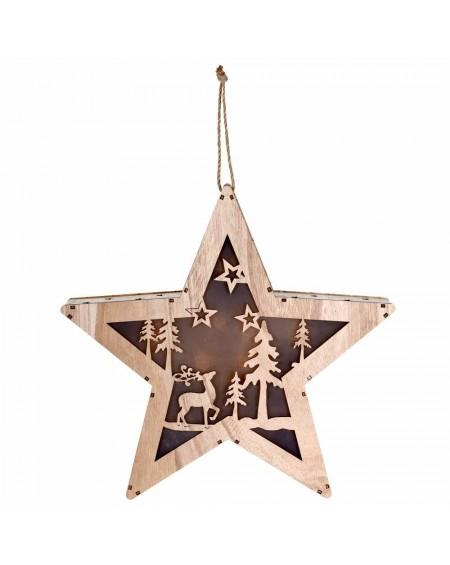 Gwiazda wisząca LED