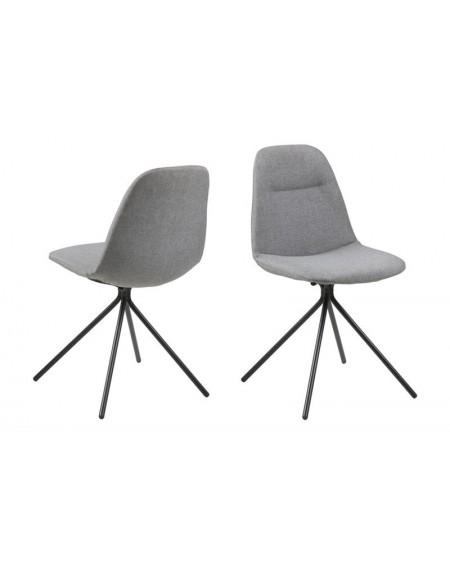 Krzesło tapicerowane Clive