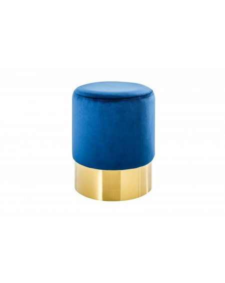 Pufa Velvet blue