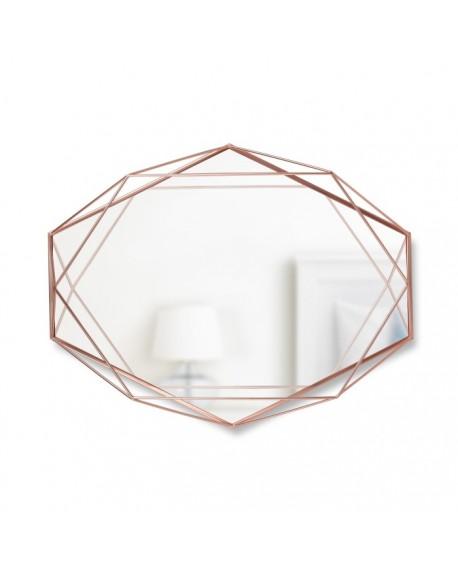 Lustro miedziane Prism