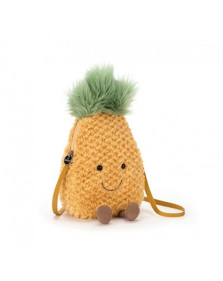 Torebka dziecięca ananas