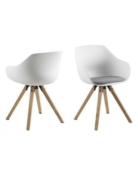 Krzesło Tina wood