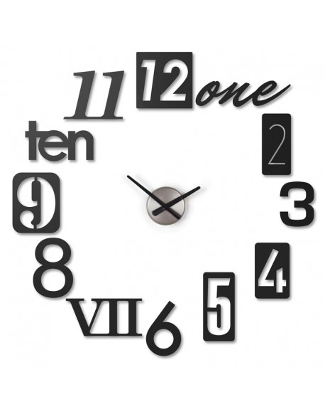 Zegar wiszący Numbers