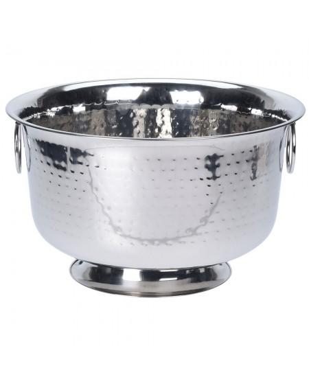 Cooler Glam ze srebrnymi uchwytami