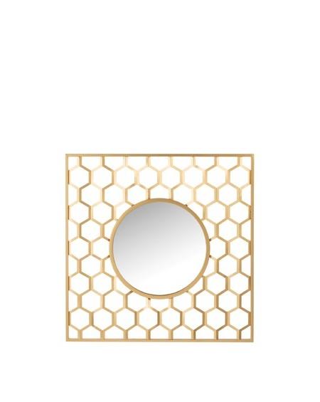 Lustro wiszące Honeycombs