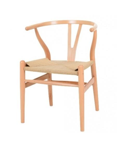 Krzesło Wood natural