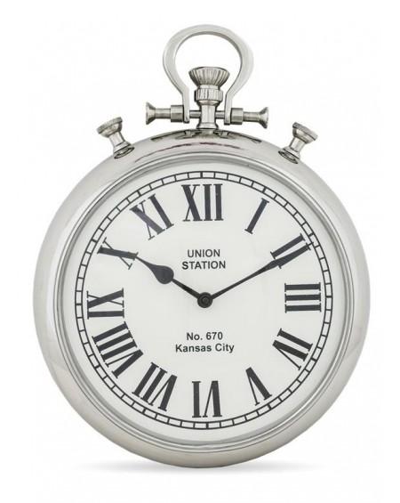 Zegar metalowy No.670