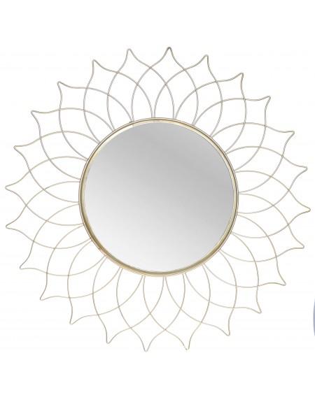 Lustro Sun złote