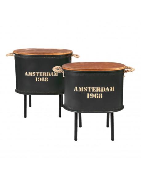 Stolik 2 szt. Amsterdam
