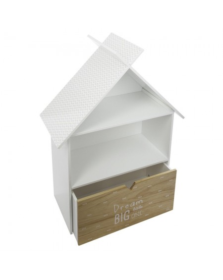 Regał szafka dziecięca domek