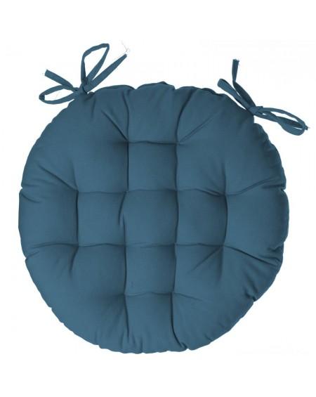 Poduszka na krzesło okrągła