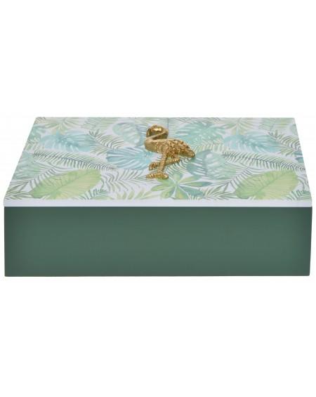 Pudełko na herbatę Tropical