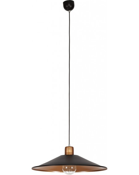 Lampa Industrial gold M