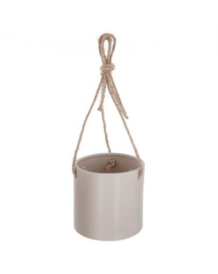 Osłonka ceramiczna wisząca na sznurze
