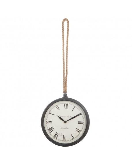 Zegar ścienny na sznurze