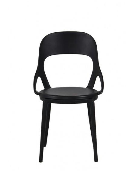 Krzesło Fomat czarne
