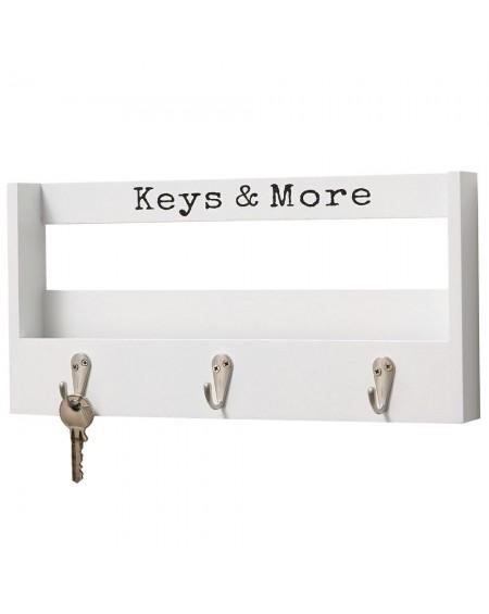 Wieszak na klucze Keys&More