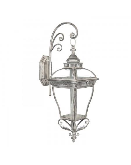 Lampion latarnia ścienna