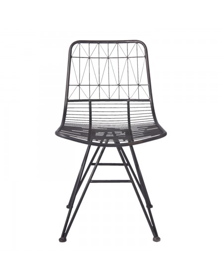 Krzesło metalowe Milazo II