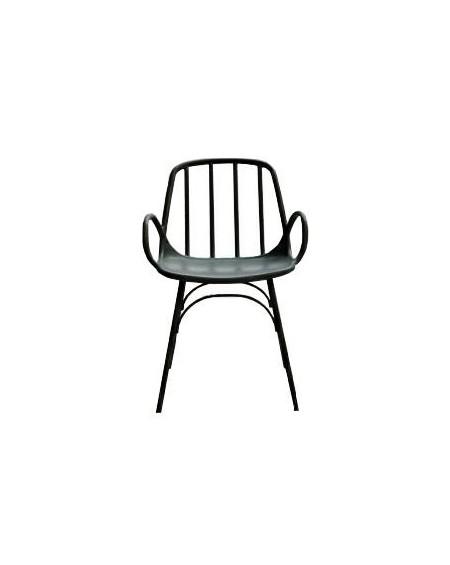 Krzesło czarne Castro