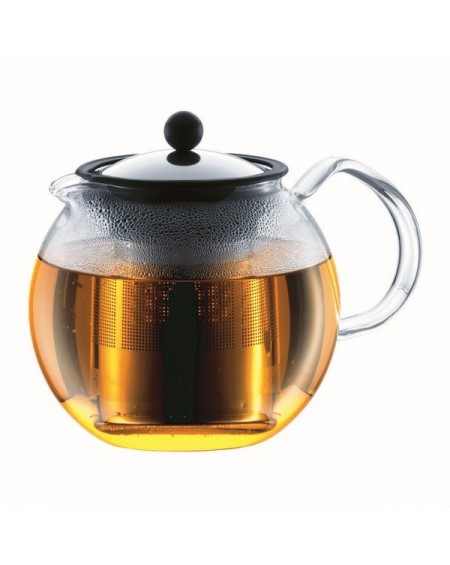 Zaparzacz do herbaty z sitkiem 1,5l.,Assam