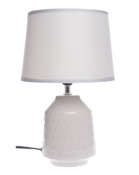 Lampa z ceramiczną podstawą mała