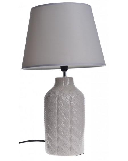 Lampa stołowa sweterkowa