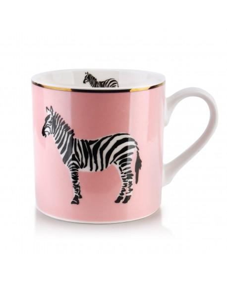 Kubek porcelanowy Africa Zebra