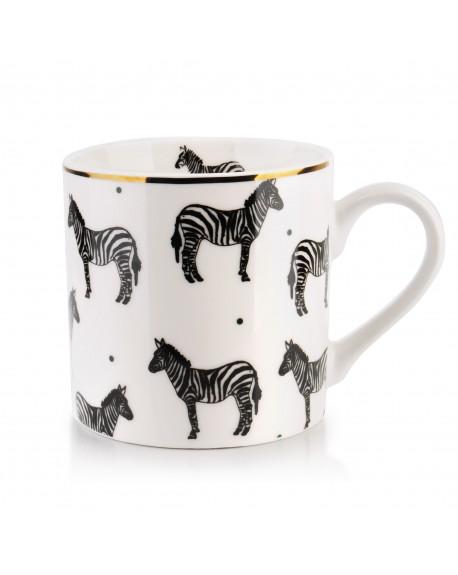 Kubek porcelanowy Africa Zebras