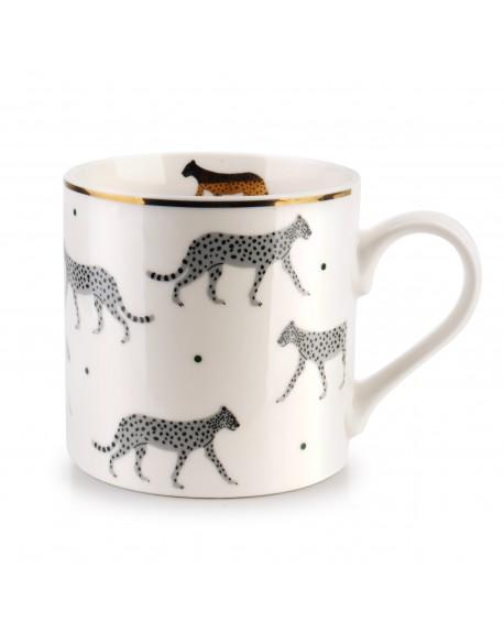 Kubek porcelanowy Africa Gepards