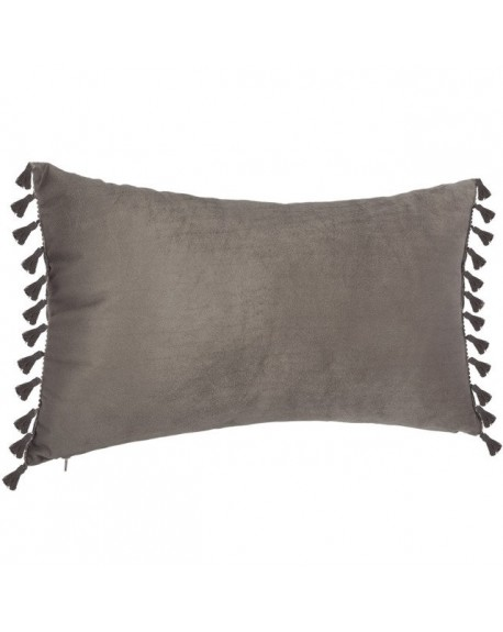 Poduszka ozdobna z frędzlami