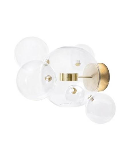 Kinkiet Capri 6 złoty - LED