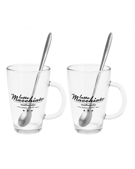 Szklanka 2 szt. Latte Macchiato