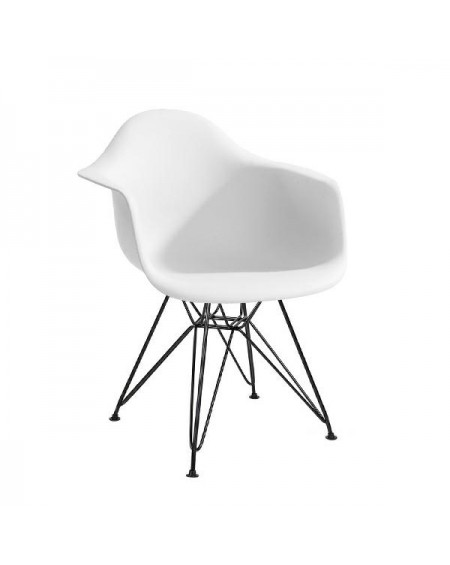 Krzesło Creatio Matte podstawa czarna