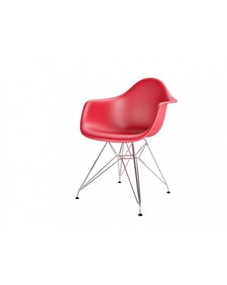 Krzesło Creatio Metal red