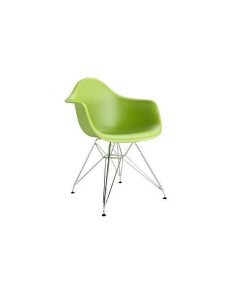 Krzesło Creatio metal green