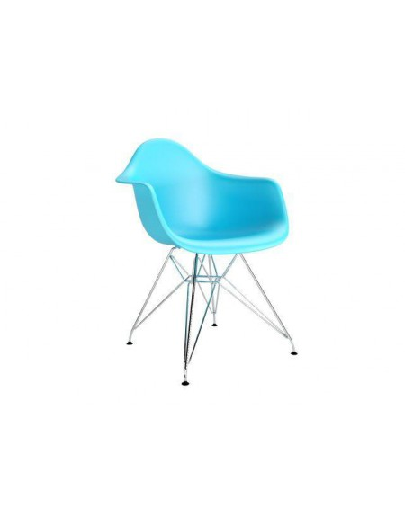 Krzesło Creatio Metal ocean blue