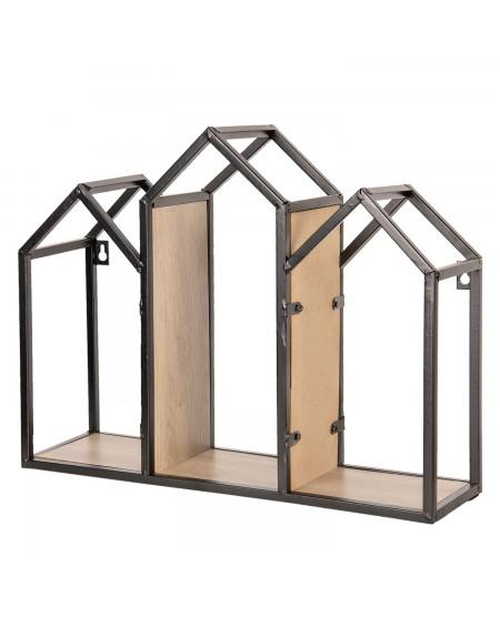 Półka metalowa 3 Domki