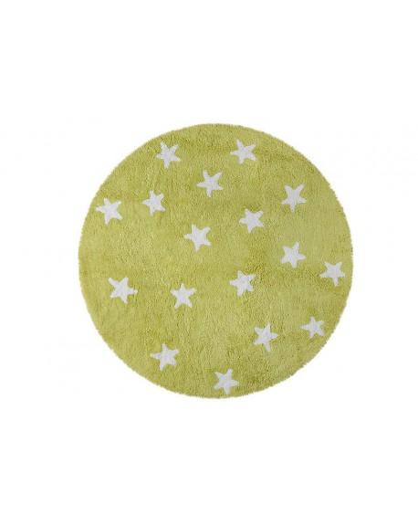 Dywan bawełniany Cielo pistachio