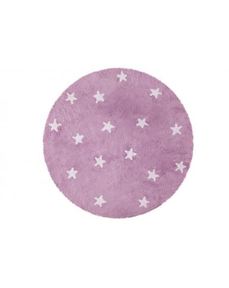 Dywan bawełniany Cielo purple